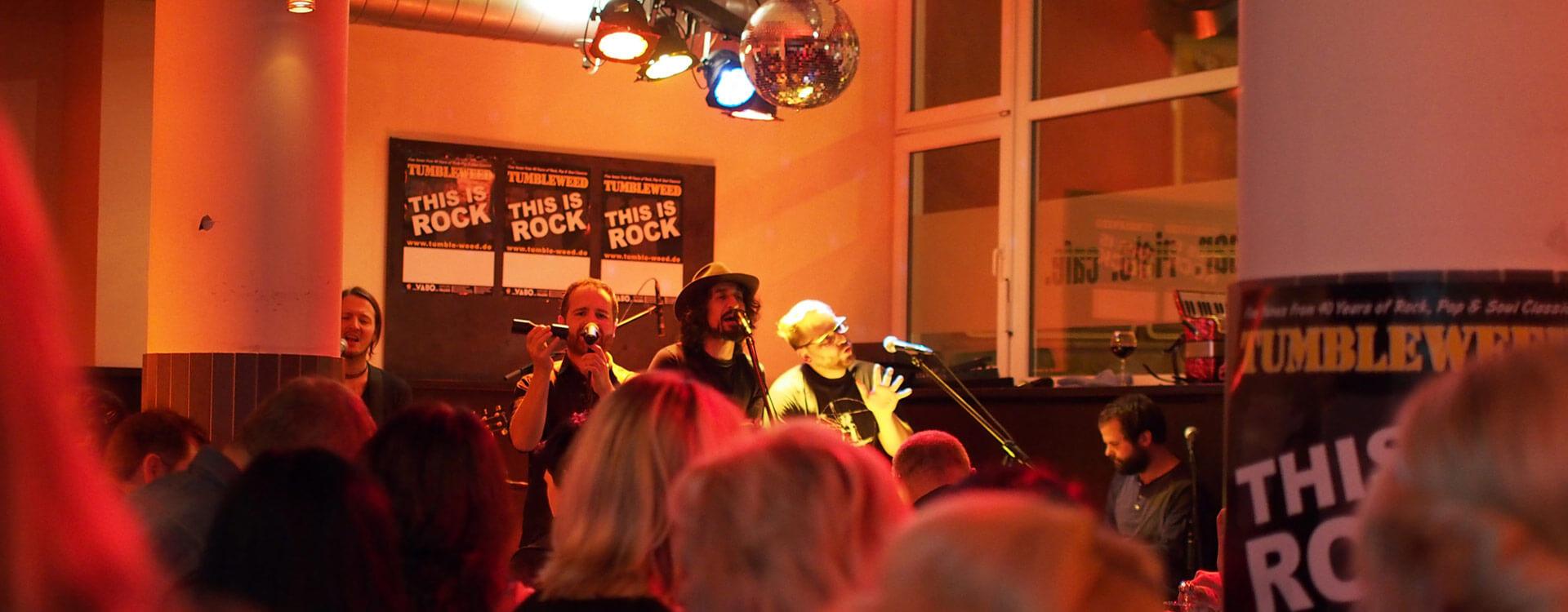 Thomas Steinköhler Trio & Acoustic Fight