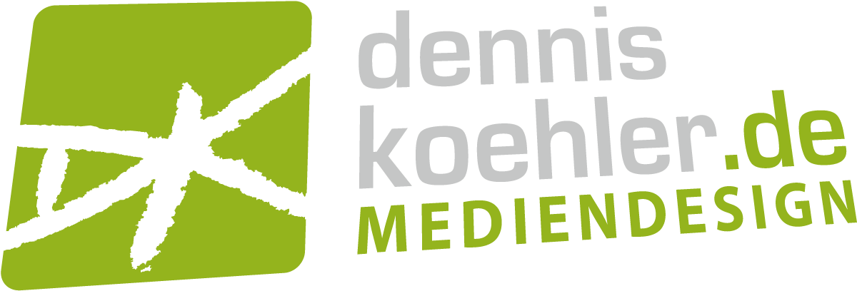 Dennis Köhler Mediendesign Logo