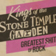Kings of the Stone Temple Garden