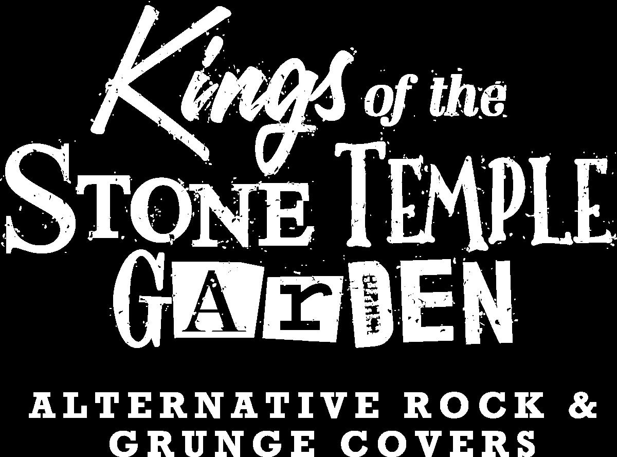 Kings of the Stone Temple Garden Logo